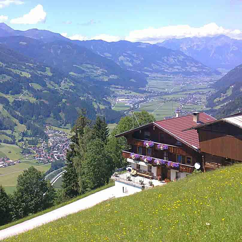 Greidlerhof - Ihr Urlaubsziel im schönen Zillertal!